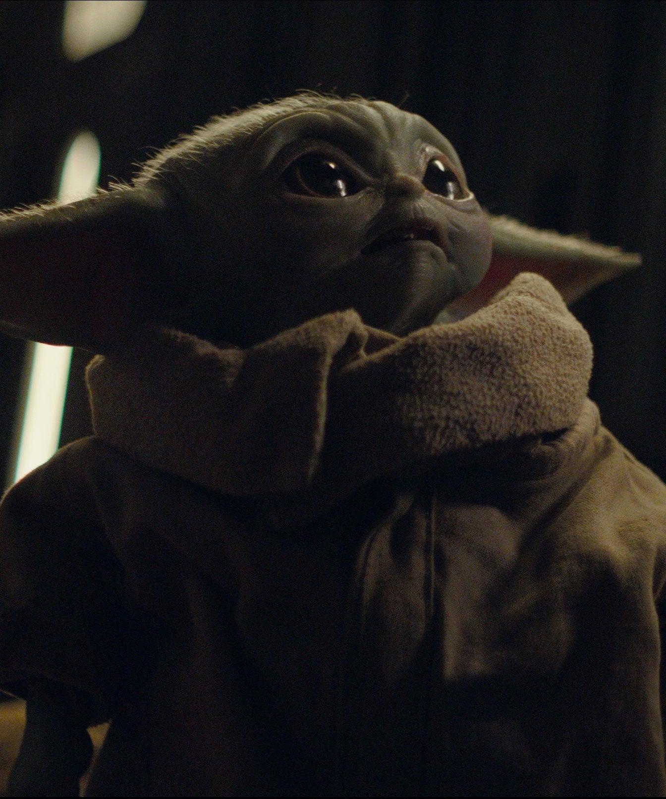 Baby Yoda Lion King : Mandalorian, Trailer, Here's
