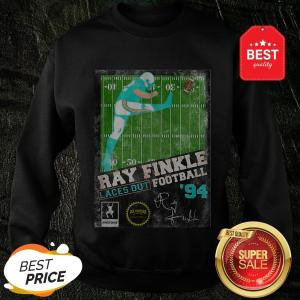 Official Ray Finkle Laces Out Football Signature Sweatshirt