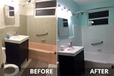 Kitchen  Bath Refinishing  MiamiFort Lauderdale Area