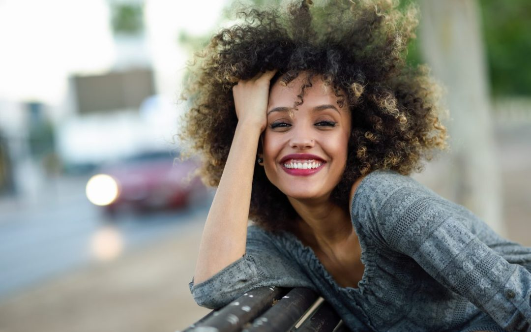 Tips for Safely Blowing Out Curly Hair