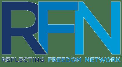 Reflecting Freedom Network Logo