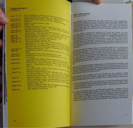 Text von Ina Conzen-Meairs im Katalog der Ausstellung im Museum Schloss Salder in Salzgitter