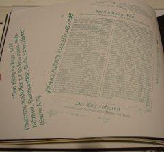 """Die wunderbare Welt des Bambus"", Kritik in der FAZ 1985 in ""Mein Fotoalbum"", Kinky Beaux Arts"