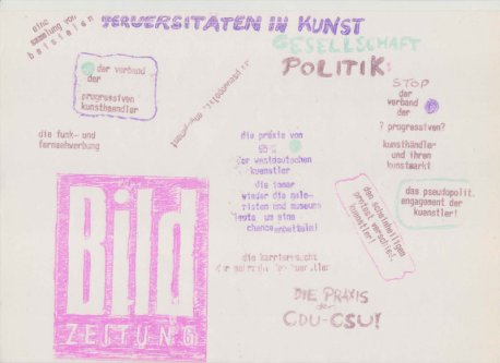 Perversitäten in Kunst, Gesellschaft Politik, Sammlung Decker