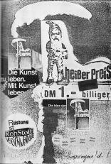 Die Schönheit muß auch mal wahr sein, 1982, Seite von Albrecht/d.