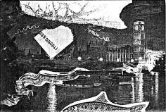 ZEN for a fish - Houses Of Parliament, Fotokopie