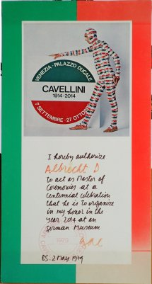 Cavellini Ceremonies 1979
