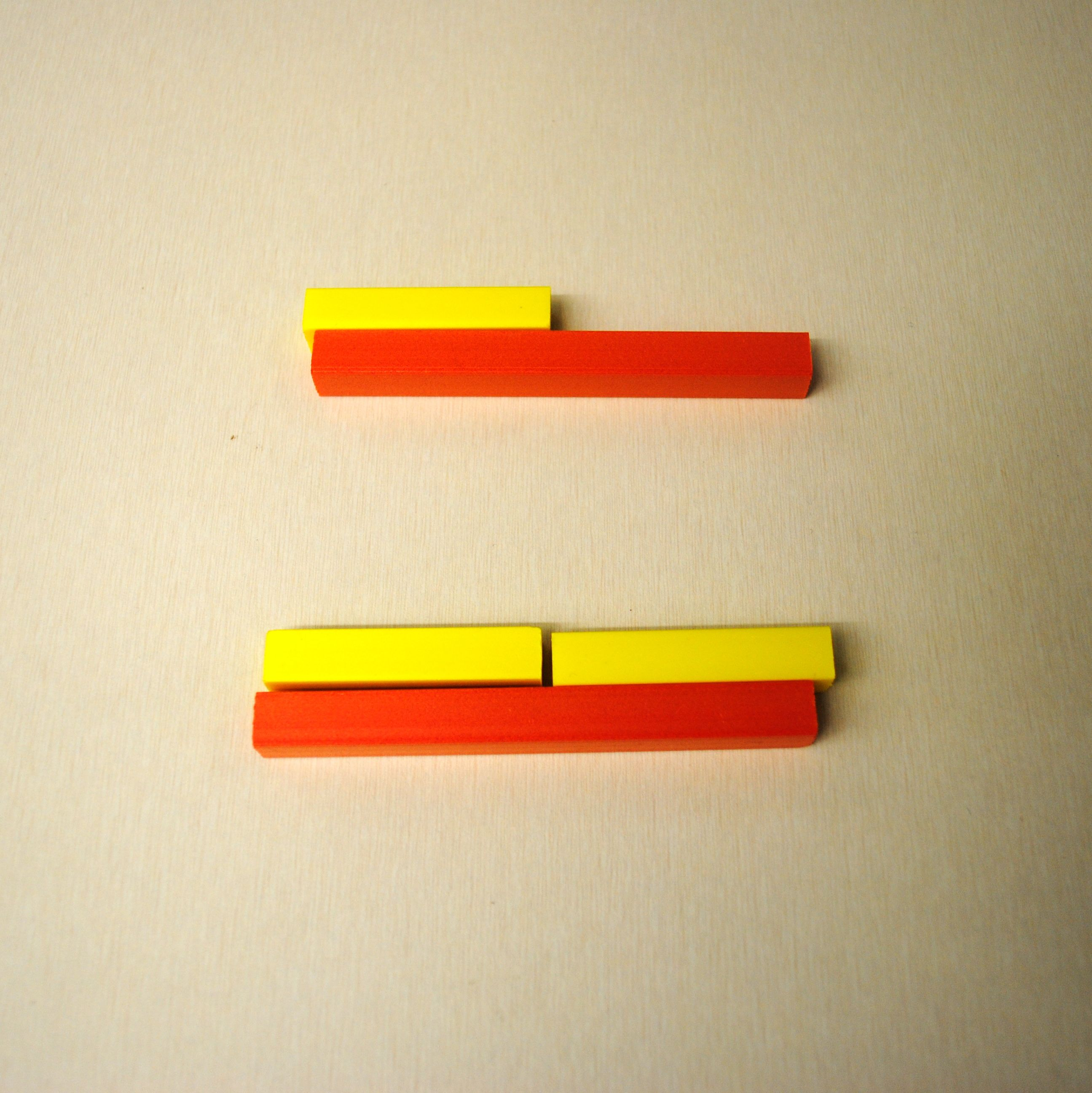 Cuisenaire Rods Reflections In The Why