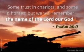Psalm 20:7