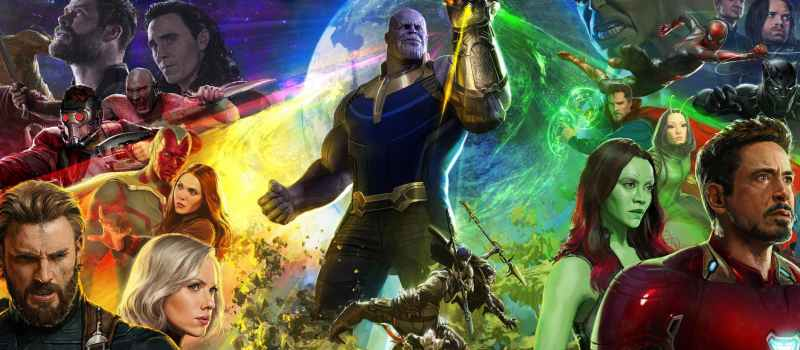 Review: 'Avengers: Infinity War' – Faiz Ahmed