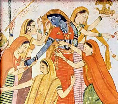 Krishna, A Girl – Tanvi Jain