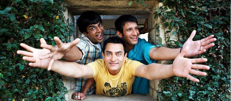 3 Idiots- A Millionth Re-watch – Aarnav Gupta