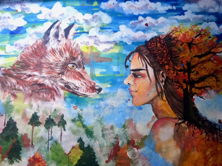 Painting by Anmol Bedi