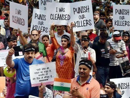 Exodus of Kashmiri Pandits: A Forgotten Tragedy? – Ishani Singh