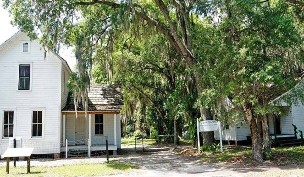 OPEN HOUSE: HISTORIC HOUSES DISTRICT
