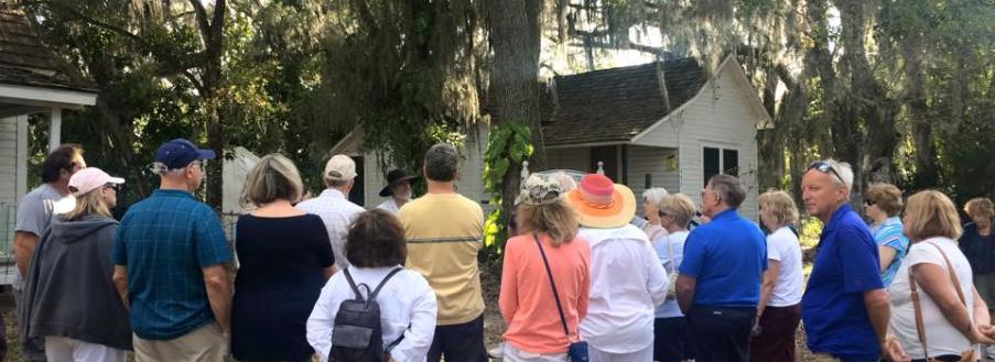 MANATEE SETTLEMENT TOUR
