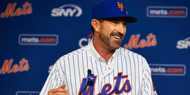 Mickey Callaway, Manager New York Mets