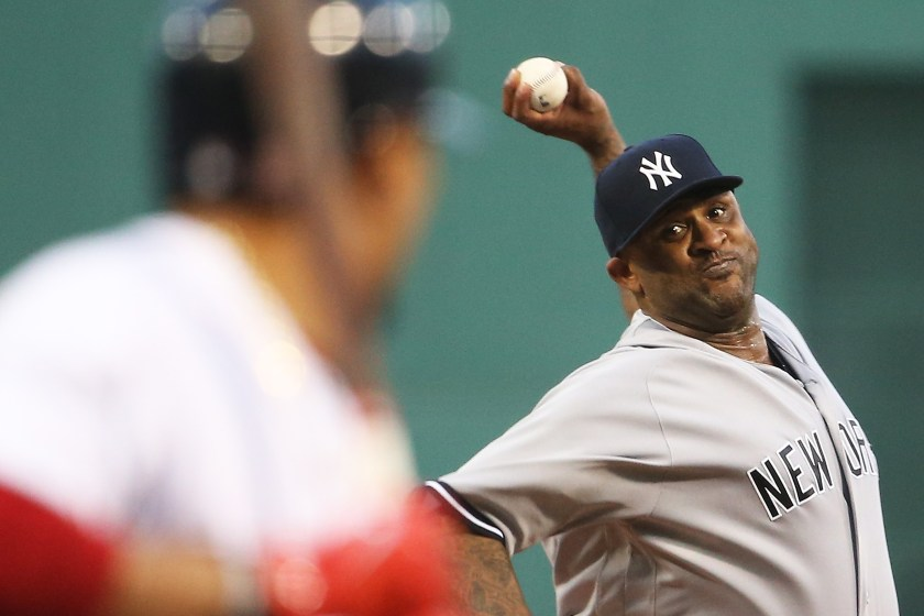 CC Sabathia, New York Yankees