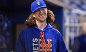 Jacob deGrom, New York Mets