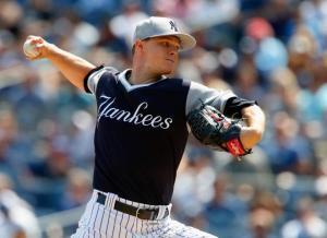 Sonny Gray, New York Yankees