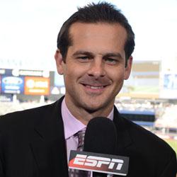 Aaron Boone - Monday Night Baseball - August 13, 2012