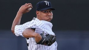 Justus Sheffield, New York Yankees Photo Credit: New York Sports Day
