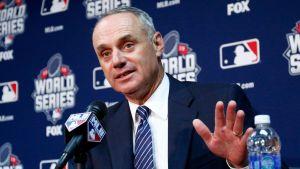 MLB Commissioner, Rob Manfred