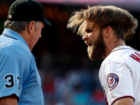 Bryce Harper, Free Agent Photo Credit: AP
