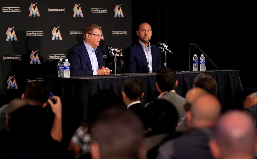 Derek Jeter, Miami Marlins Owner