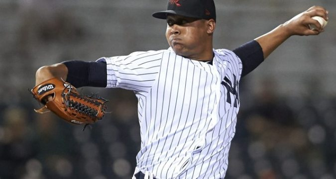 Justus Sheffield, New York Yankees