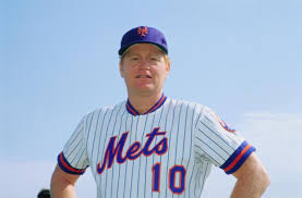 Rusty Staub, New York Mets