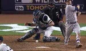Gary Sanchez, New York Yankees