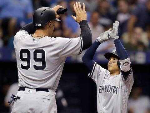 Ronald Torreyes, New York Yankees