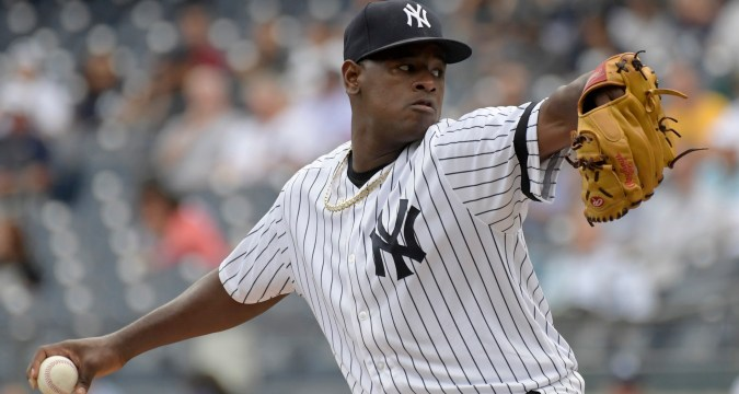 Luis Severino, New York Yankees