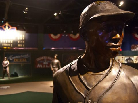 Negro Leagues Museum, Kansas City