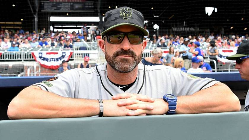 Mickey Callaway, Manager, New York Mets
