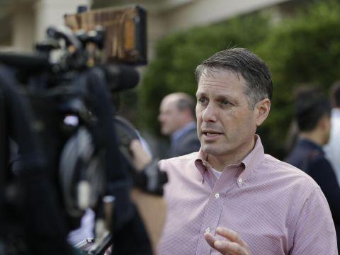 ohn Ricco, Candidate, Mets GM (John Raoux/AP)