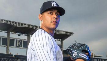 Justus Sheffield, Yankees #2 Prospect