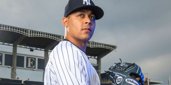 Justus Sheffield, Yankees #2 Prospect