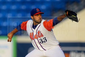 Nabil Crismatt, New York Mets pitching prospect