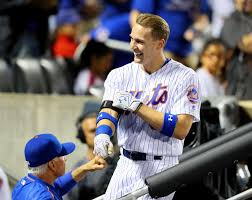 Brandon Nimmo, New York Mets Sparkplug