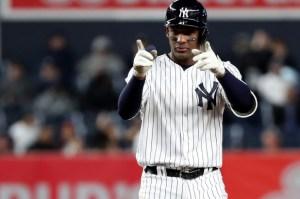 Miguel Andujar, New York Yankees Photo Credit: New York Post