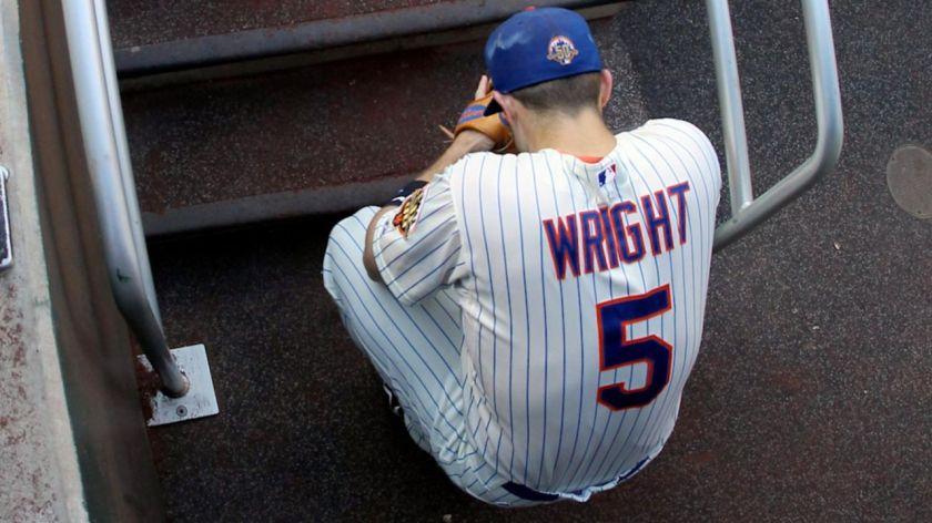 David Wright, The Final Days Photo Credit: Newsday