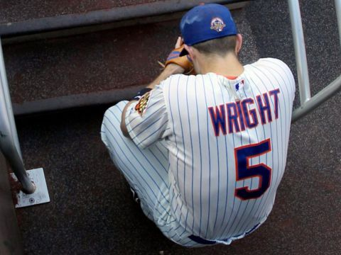 David Wright, The Final Days Photo Credit: Newsday