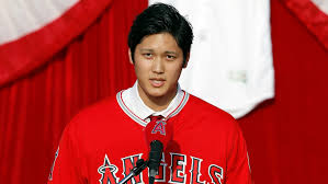 Shohei Ohtani Photo Credit: NJ.com