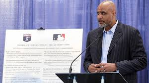 Tony Clark, Head, Major League Player's Association