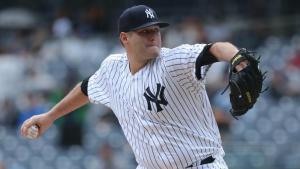 Lance Lynn, New York Yankees Photo Credit: SNY TV