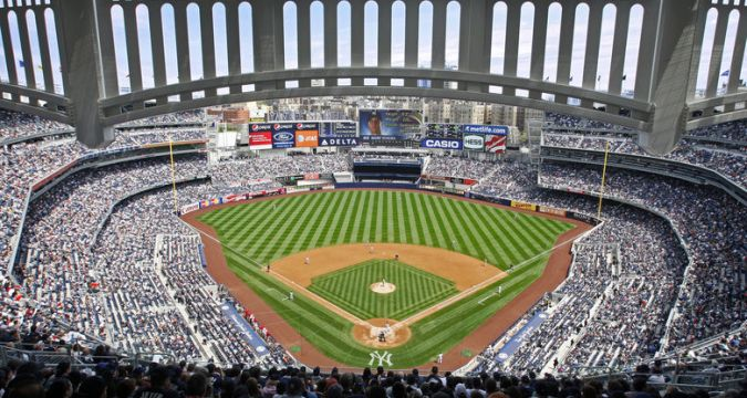 Yankee Stadium, Home of the New York Yankees Photo Credit: Where Traveler