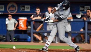 Yankees Prospect Estevan Florial Jasen Vinlove-USA TODAY Sports