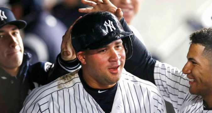 Gary Sanchez, Catcher, New York Yankees